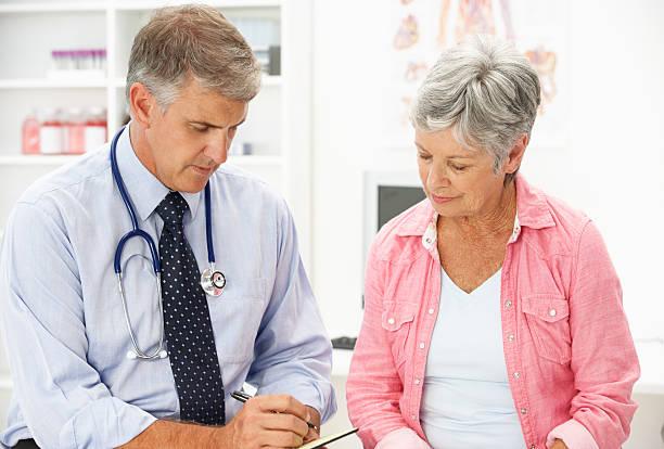 Menopausia en mujeres mayores