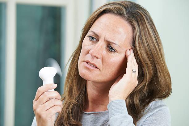 problemas causados por la menopausia