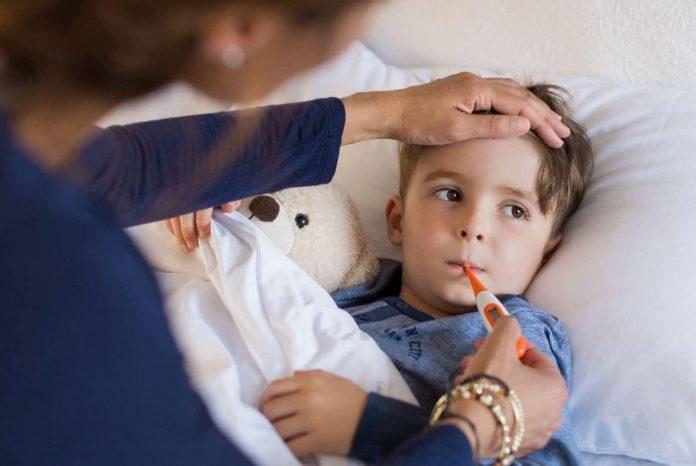 Consejos sobre como bajar la fiebre de forma naturalJPG