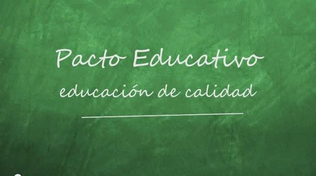 """Rajoy: """"Los docentes, capital en el pacto por la educación"""""""
