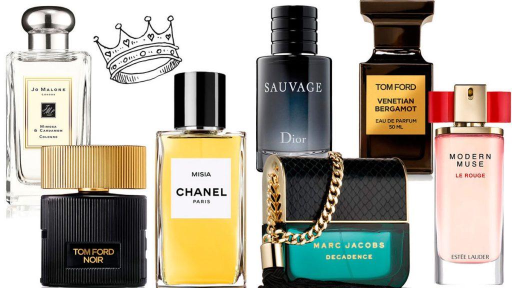 perfumes mas usados por hombres