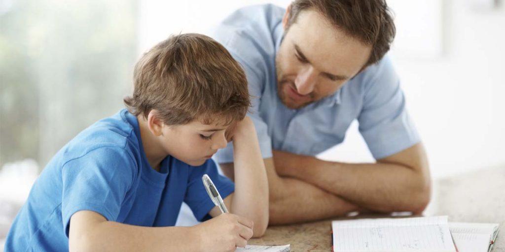 como ayudar a tu hijo a estudiar