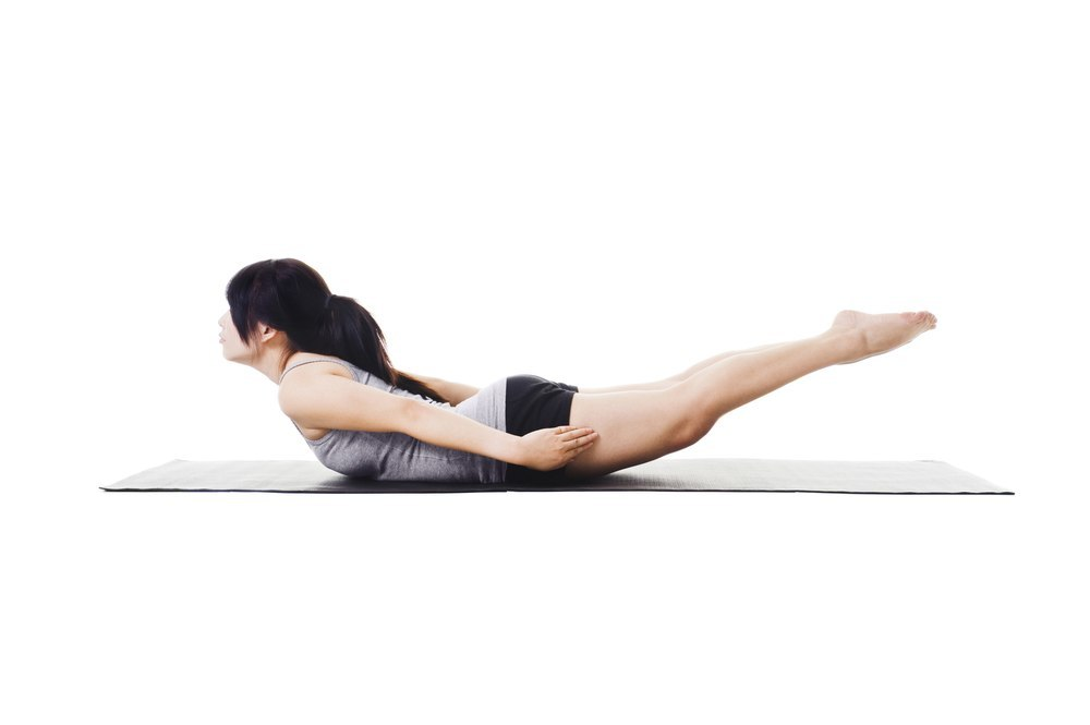cigarra yoga