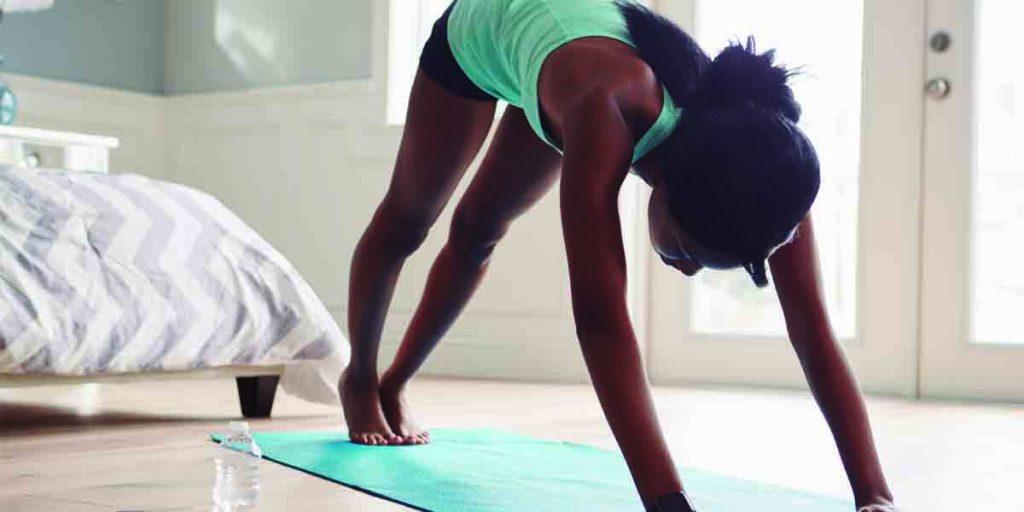ejercicio yoga para dolor de espalda