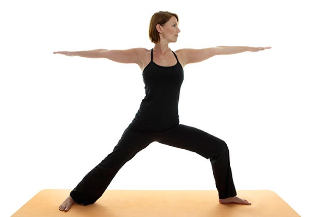 guerrero yoga