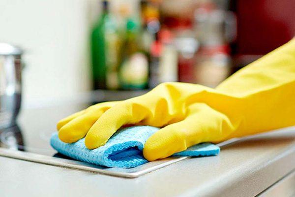 limpiar cocina facil