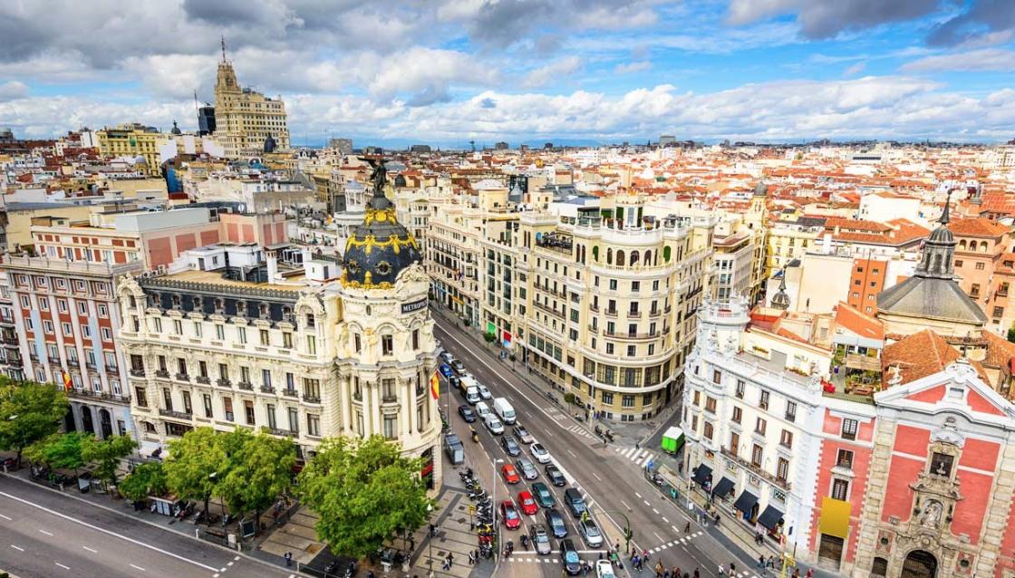 Los barrios más caros de España