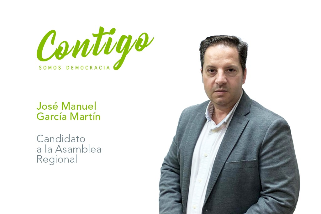 CONTIGO SOMOS DEMOCRACIA PRESENTA SU CANDIDATURA PARA LA ASAMBLEA REGIONAL