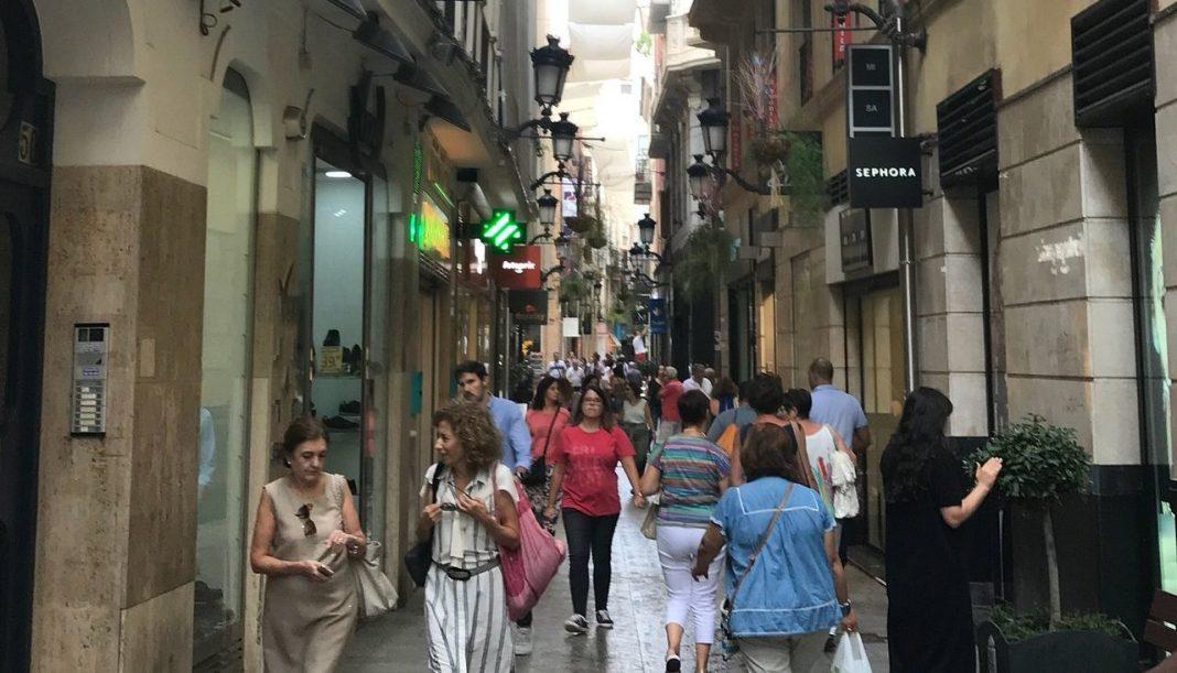 Comercios de Murcia centro