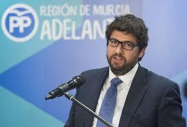 López Miras defiende la obra del Travase en la Región