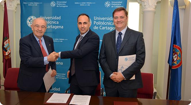 El desarrollo y la investigación en la Región son premiados por la UPCT