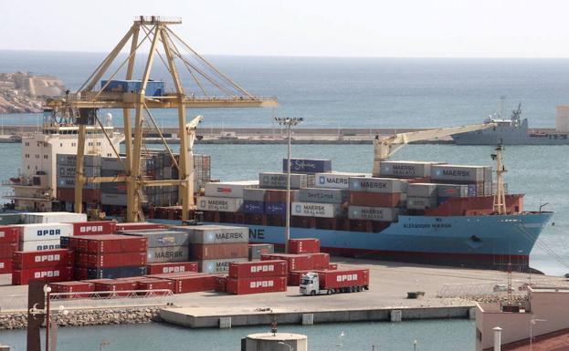 Murcia, la sexta provincia más exportadora de España