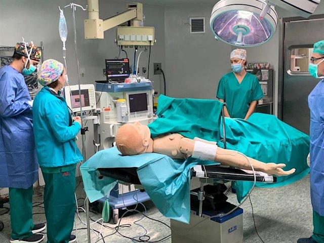 La Arrixaca lidera un proyecto de robótica que garantizará la seguridad del paciente quirúrgico
