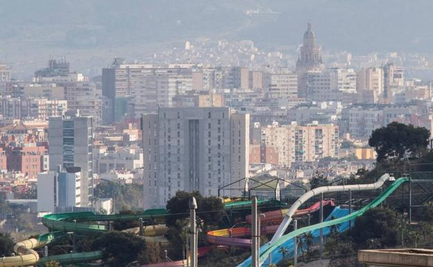 Desactivado el aviso por contaminación en Murcia