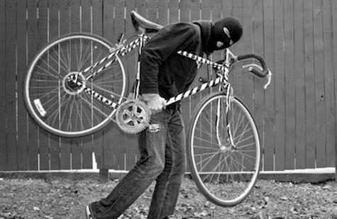 Detenido por robar una bicicleta valorada en 900 euros