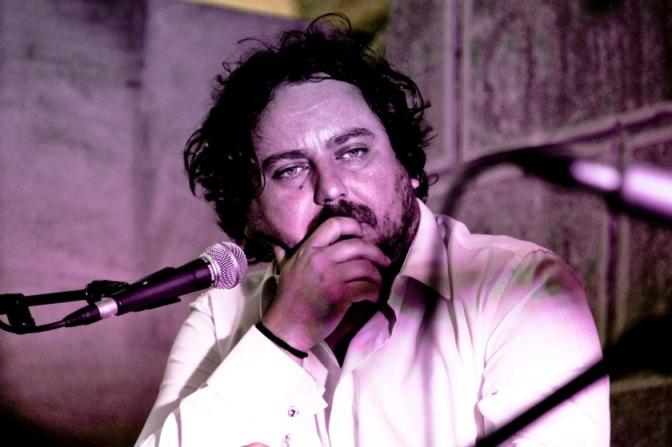Alberto Chessa leerá poemas de 'Anatomía de una sombra'en el Café El Sur de Murcia