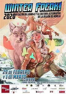 La feria del Manga llega a Murcia de la mano de Ifepa con el VI Winter Freak