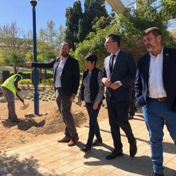 Torreagüera disfrutará de 20.000m2 renovados en Montegrande