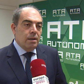 """ATA dice que la falta de compensaciones """"llevará a autónomos a la ruina"""""""