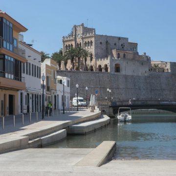 Hombre detenido en Ciutadella por presunta agresión a su pareja