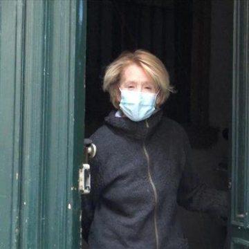 Aguirre asegura que ella y su marido están recuperados del coronavirus