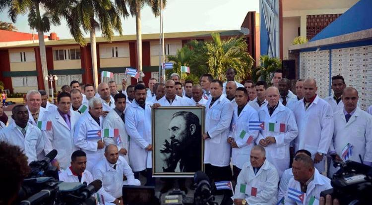 Resultado de imagen de cubanos italia