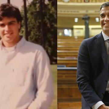 El joven Pedro Sánchez: la evolución de un presidente