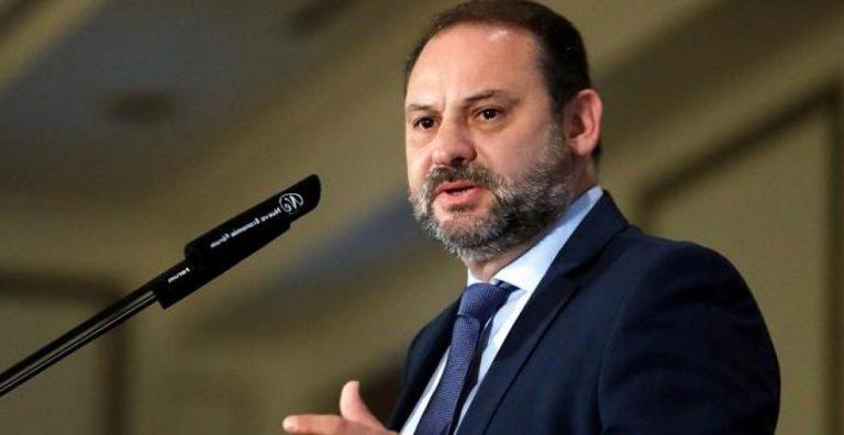 Ábalos cree que el mayor error del PSOE en la moción de Murcia ha sido fiarse de los ex diputados de Ciudadanos