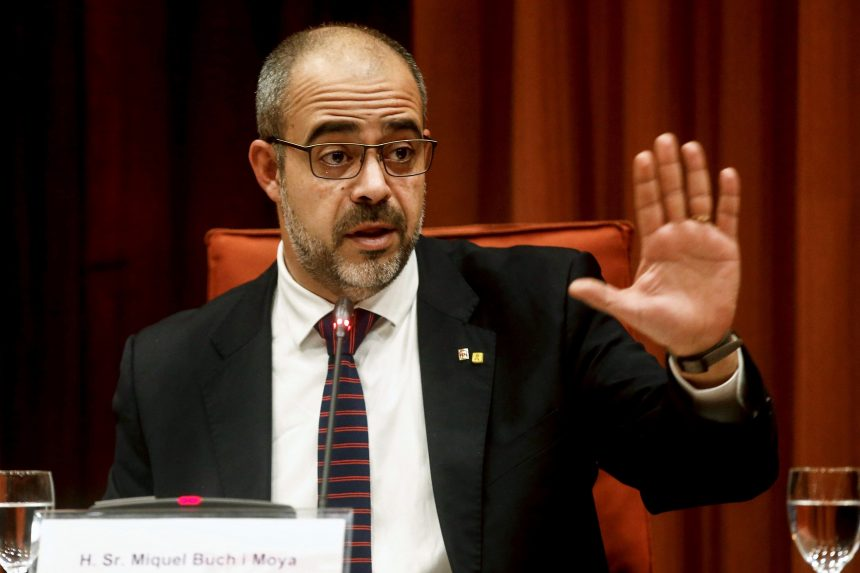 """Miquel Buch ve """"desacertada"""" la decisión del Gobierno sobre el confinamiento"""