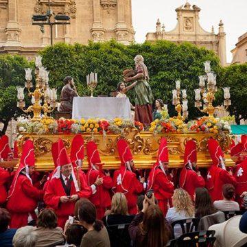 La 7 TV emitirá 30 procesiones en homenaje a la Semana Santa de la Región