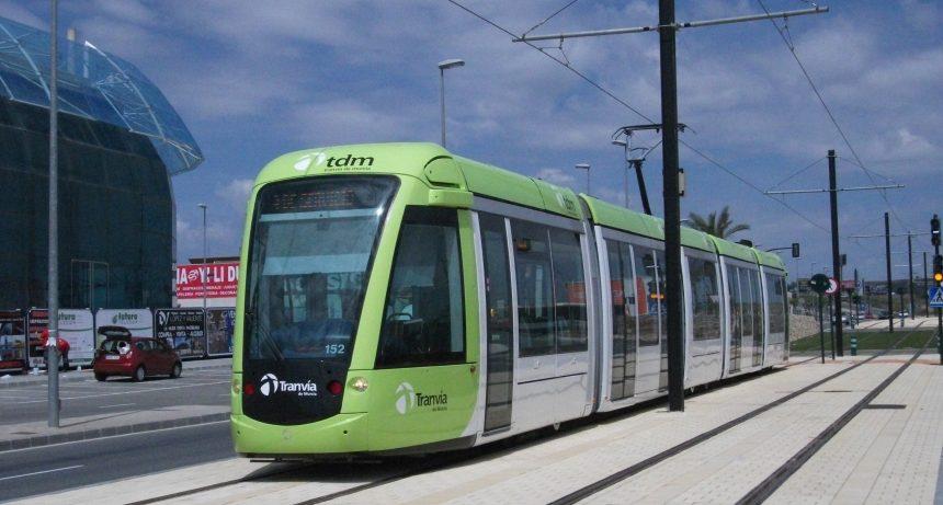 Se reducen los servicios de transporte público en Murcia a causa del confinamiento