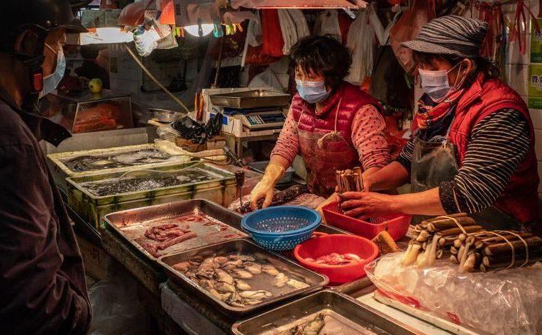 Mercado de Wuhan: cuna del virus que desencadenó la pandemia