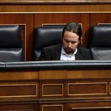 """Iglesias avisa de que el Gobierno puede pedir """"sacrificios particulares"""""""