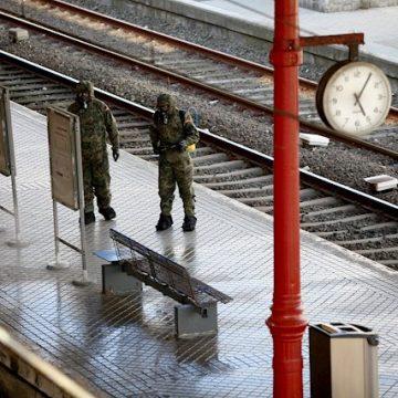 Los trenes medicalizados para el traslado de pacientes ya están listos