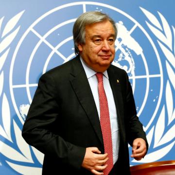 """Desde La ONU afirma que la crisis del coronavirus es la """"más difícil"""" desde la II Guerra Mundial"""