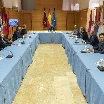 El Gobierno regional trabaja en la Estrategia de Reactivación económica y social