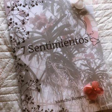 La escritora murciana Menchu Romero vuelve con su nuevo libro '7 sentimientos'
