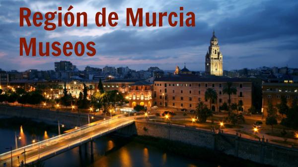 El martes 2 de junio abrirán las salas de exposiciones y museos en la Región de Murcia