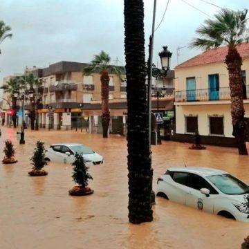 El PP aprueba 56,7 millones de euros para paliar daños de la DANA