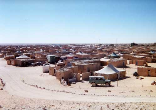 La Comunidad aporta 15.000 euros a refugiados saharauis de Tinduf