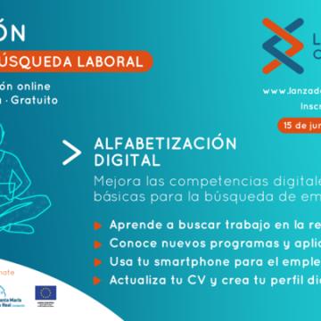Desempleados de Mazarrón recibirán orientación laboral en competencias digitales