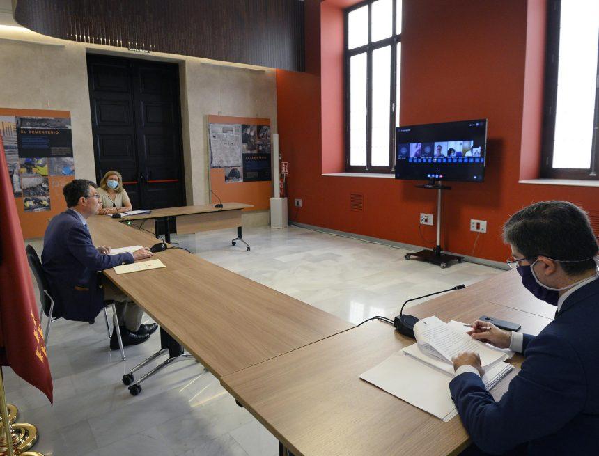 La Comisión Europea elige a Murcia para liderar la hoja de ruta de la cultura en Europa