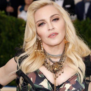 Madonna ha subido una foto al borde de la censura