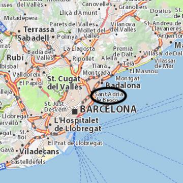 La Policía Nacional detiene en Barcelona a uno de los fugitivos más buscados en Reino Unido