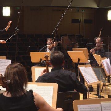 'MusicÖn', la plataforma que lleva a la Orquesta Sinfónica hasta los hogares