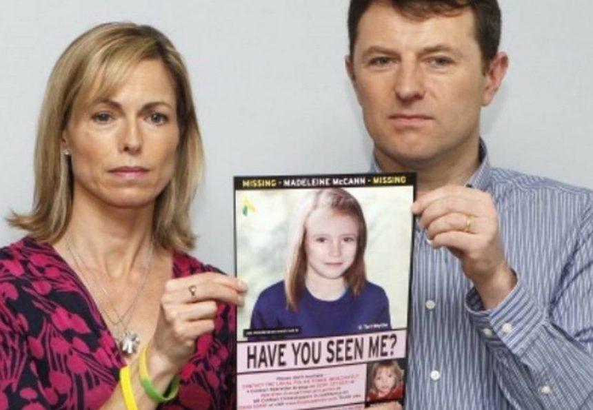 Identifican un nuevo sospechoso por la desaparición de Madeleine McCann