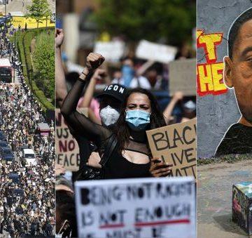 Sexto día de protestas y disturbios en EE.UU. por la muerte de George Floyd