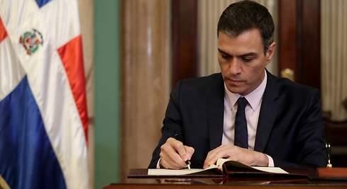 El presidente del Gobierno firma la nueva Directiva de Defensa Nacional