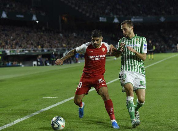Rodri aparece en la lista de 23 convocados del Real Betis