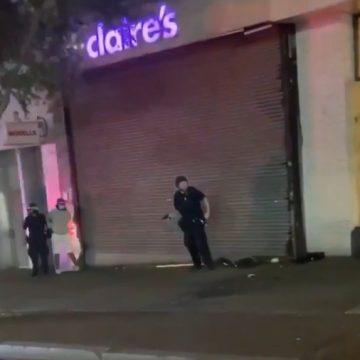 Un oficial de policía de Nueva York es asaltado en el Bronx
